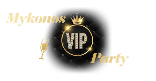 logo mykonos party vip