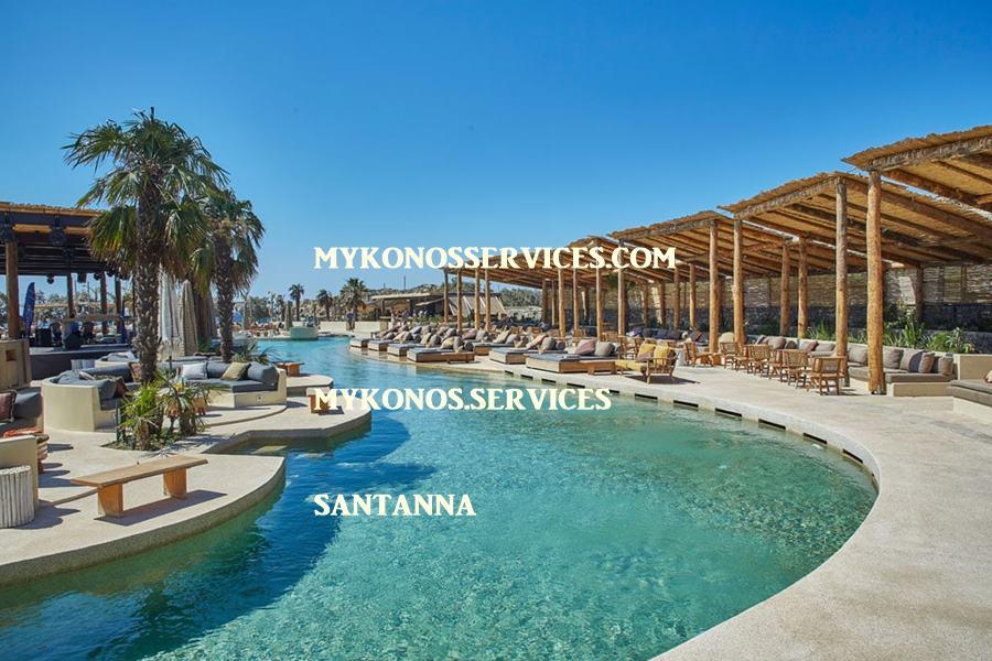 vip mykonos party - santanna mykonos clubs